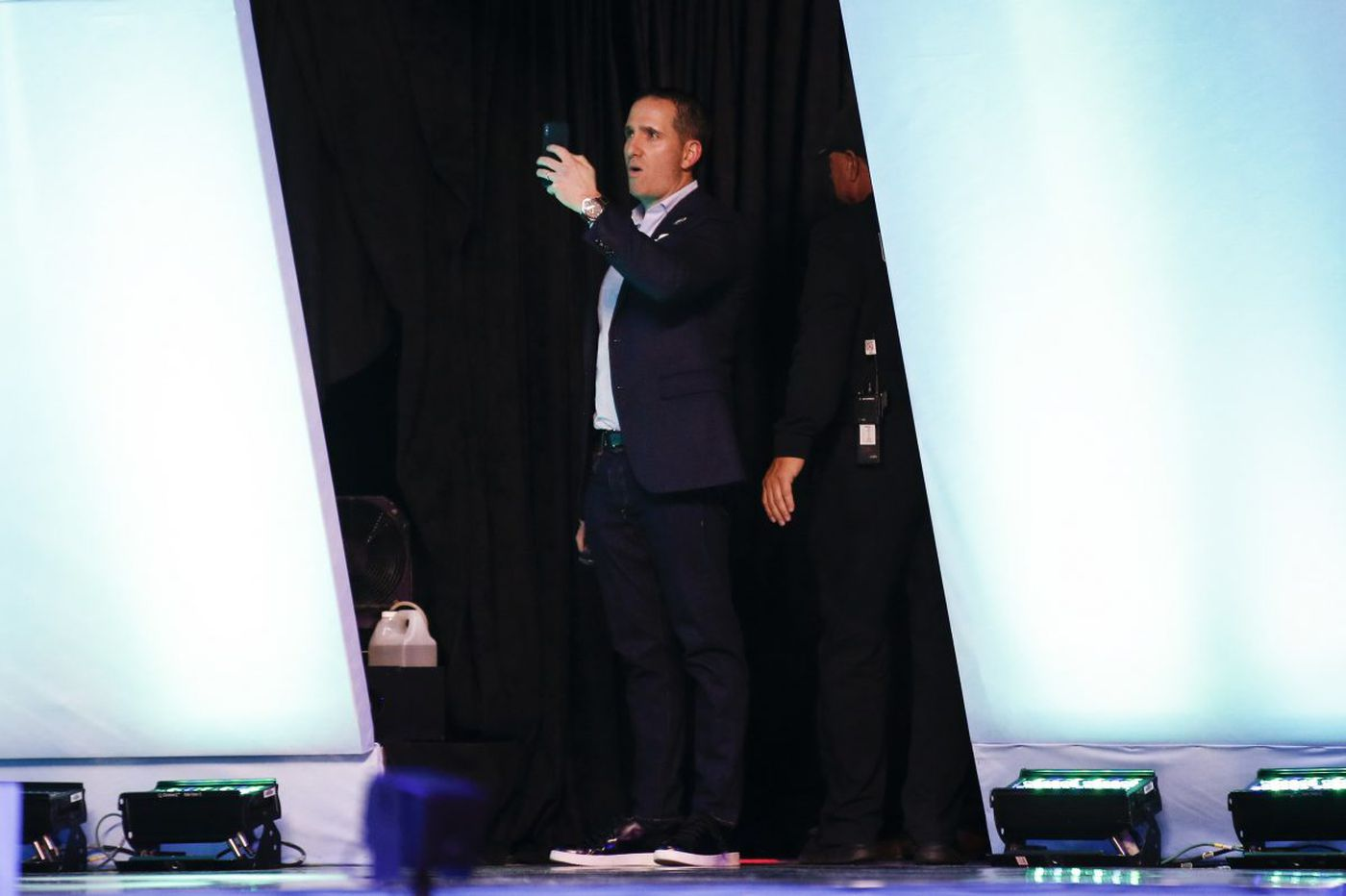 How Howie Roseman took the Eagles to the Super Bowl, going from exile to executive of the year