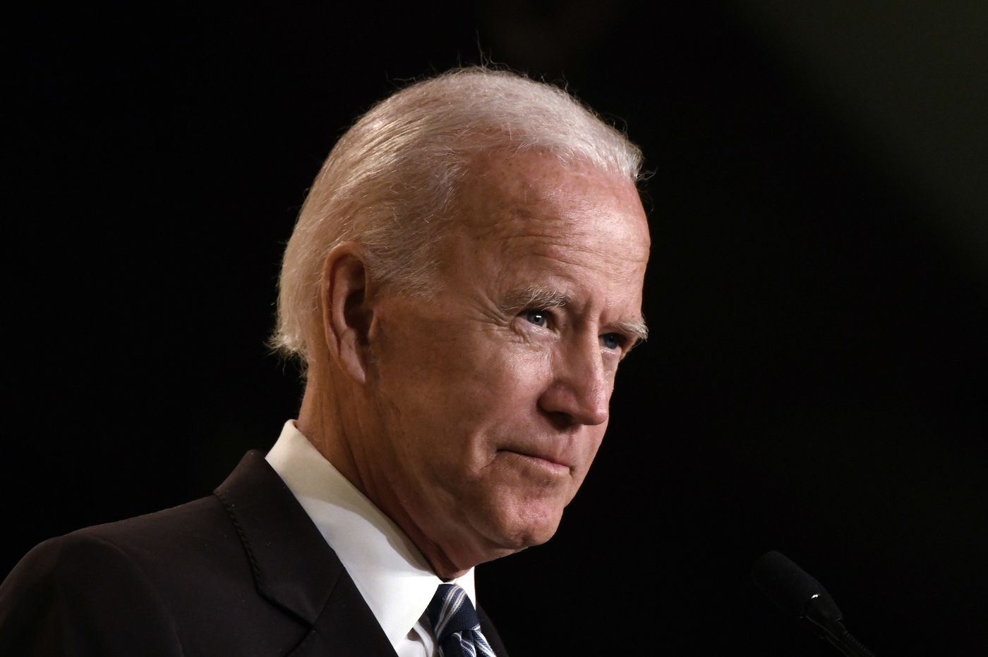 'I was shocked': Nevada Democrat accuses Biden of touching, kissing her without consent
