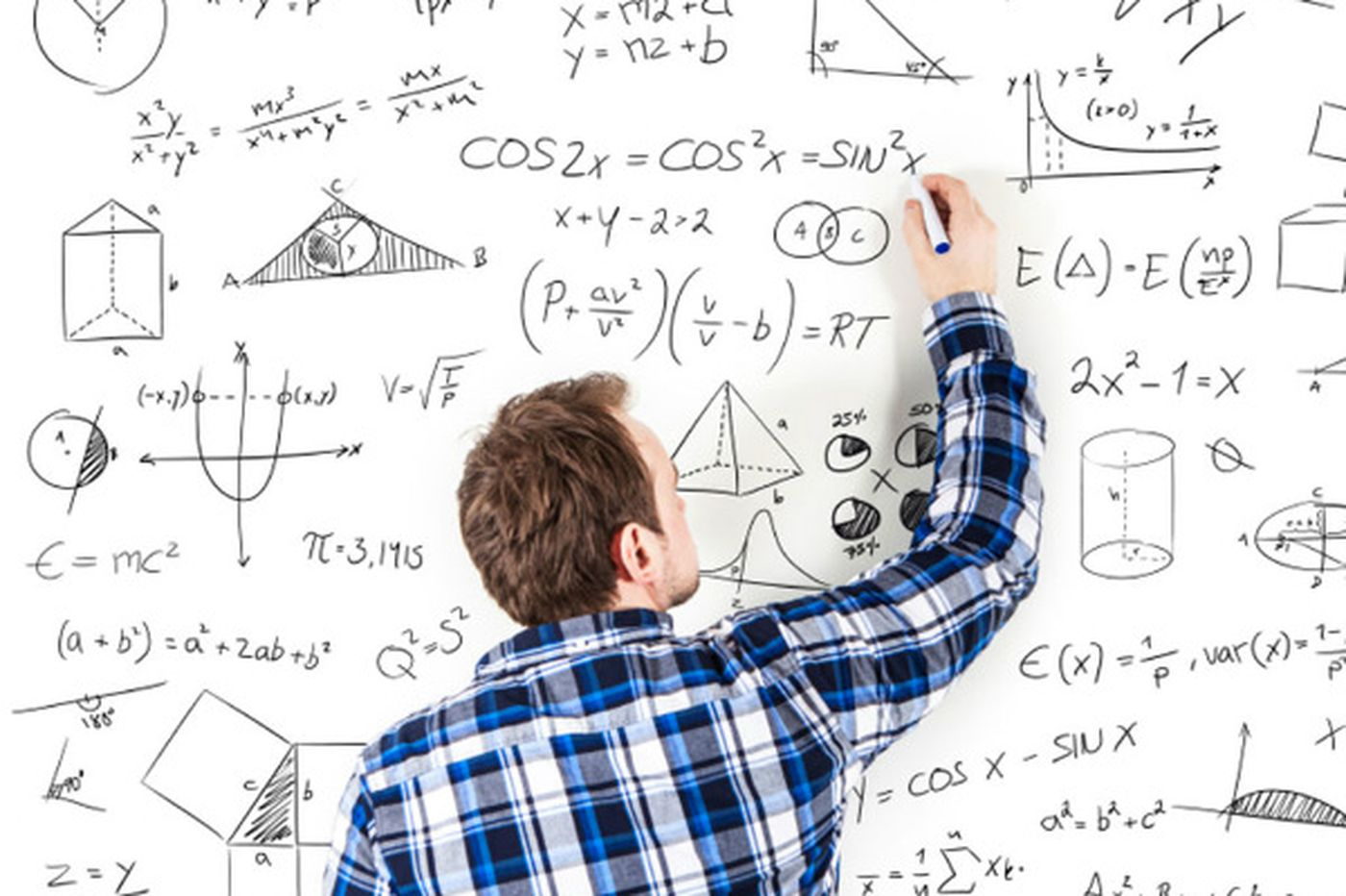 On Pi Day, a serving of why we need math