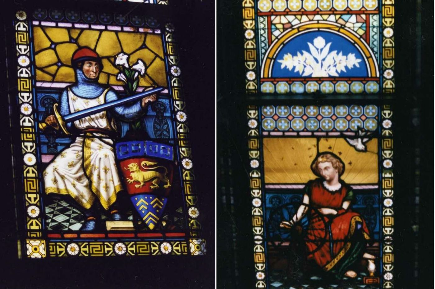 8-foot stained-glass windows stolen in burglary of historic N. Phila. mansion