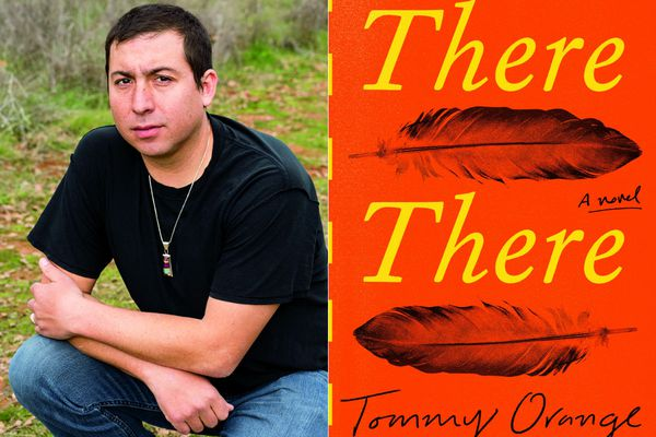 This year's One Book, One Philadelphia selection is by a Native American author out of Oakland, Calif.