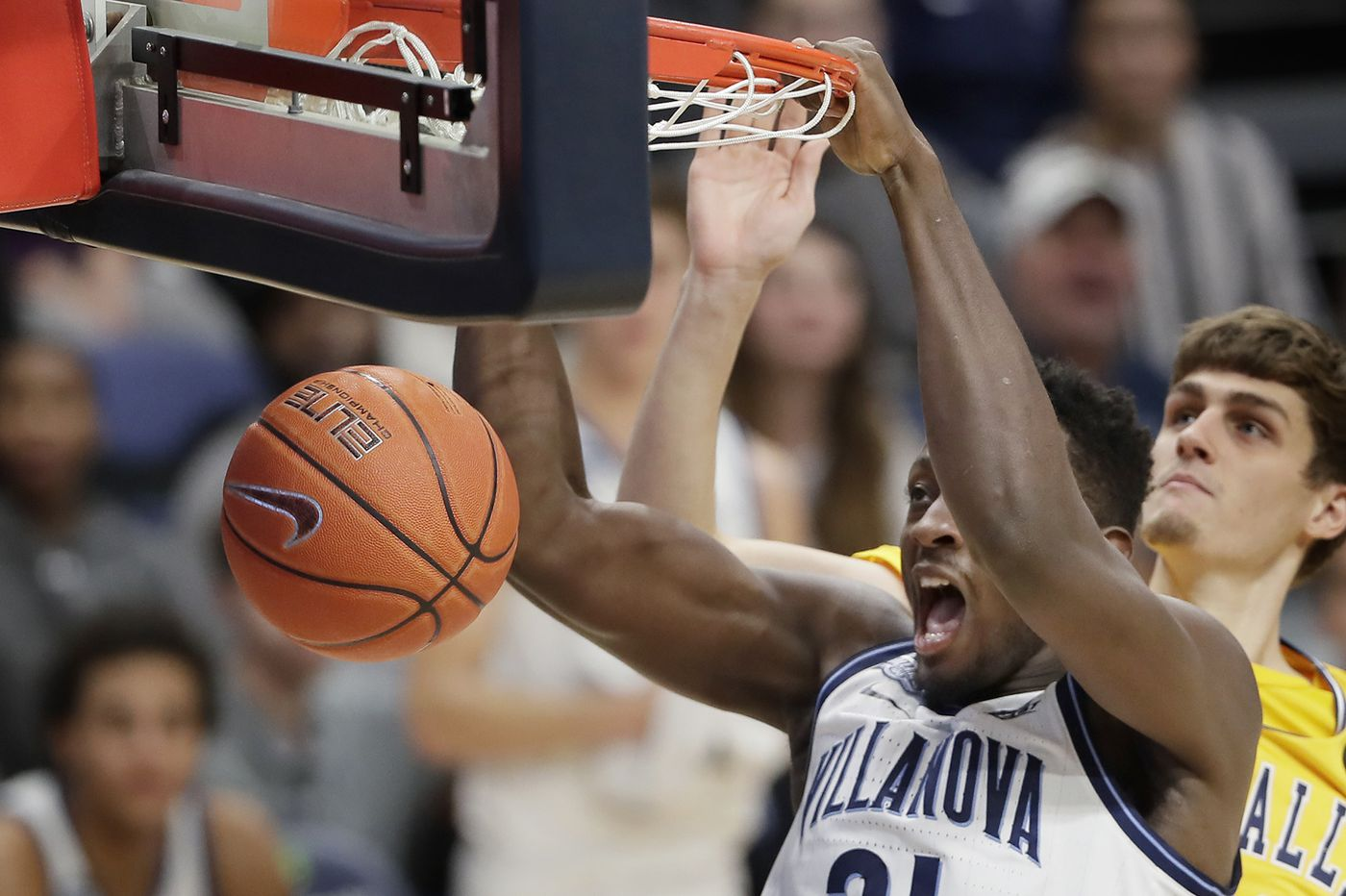 Villanova 83, La Salle 72: Stats, highlights, and reactions from the Wildcats' Big 5 opener