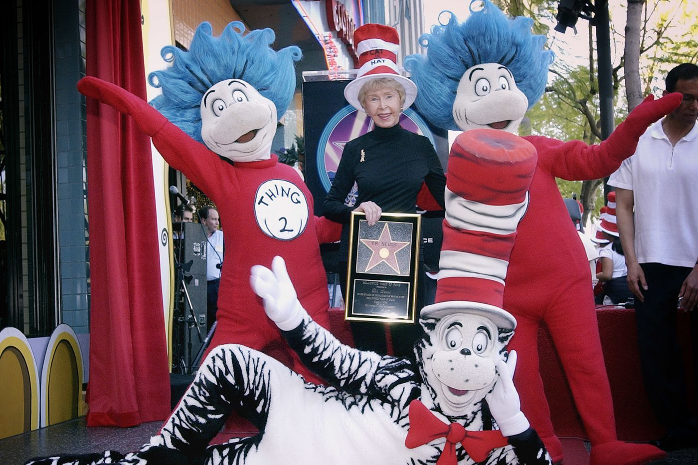 Audrey Geisel, widow and promoter of Dr. Seuss, dies at 97