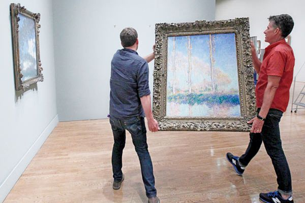 The man who midwifed impressionism