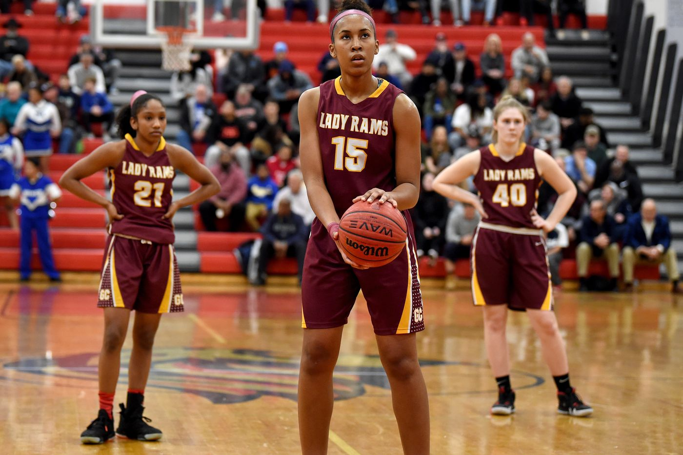 All-South Jersey girls' basketball team: Gloucester Catholic's Azana Baines is player of the year