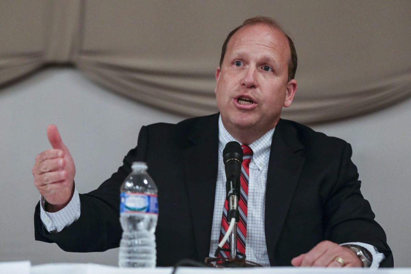 Sen. Daylin Leach: 'I am taking a step back' from congressional campaign amid misconduct allegations