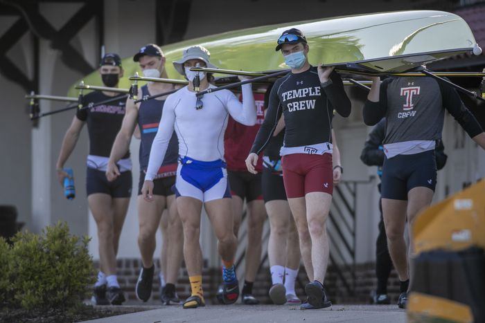 Drexel and Temple seniors are grateful for a fifth year and another shot at the Dad Vail Regatta