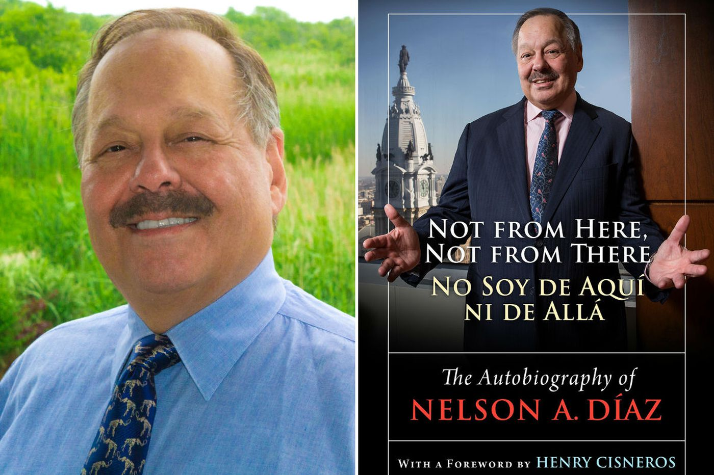 Nelson Díaz on a lifetime of being 'the first Latino'