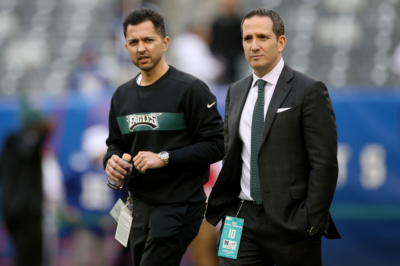 Eagles' injury woes a three-year trend after medical staff shakeup
