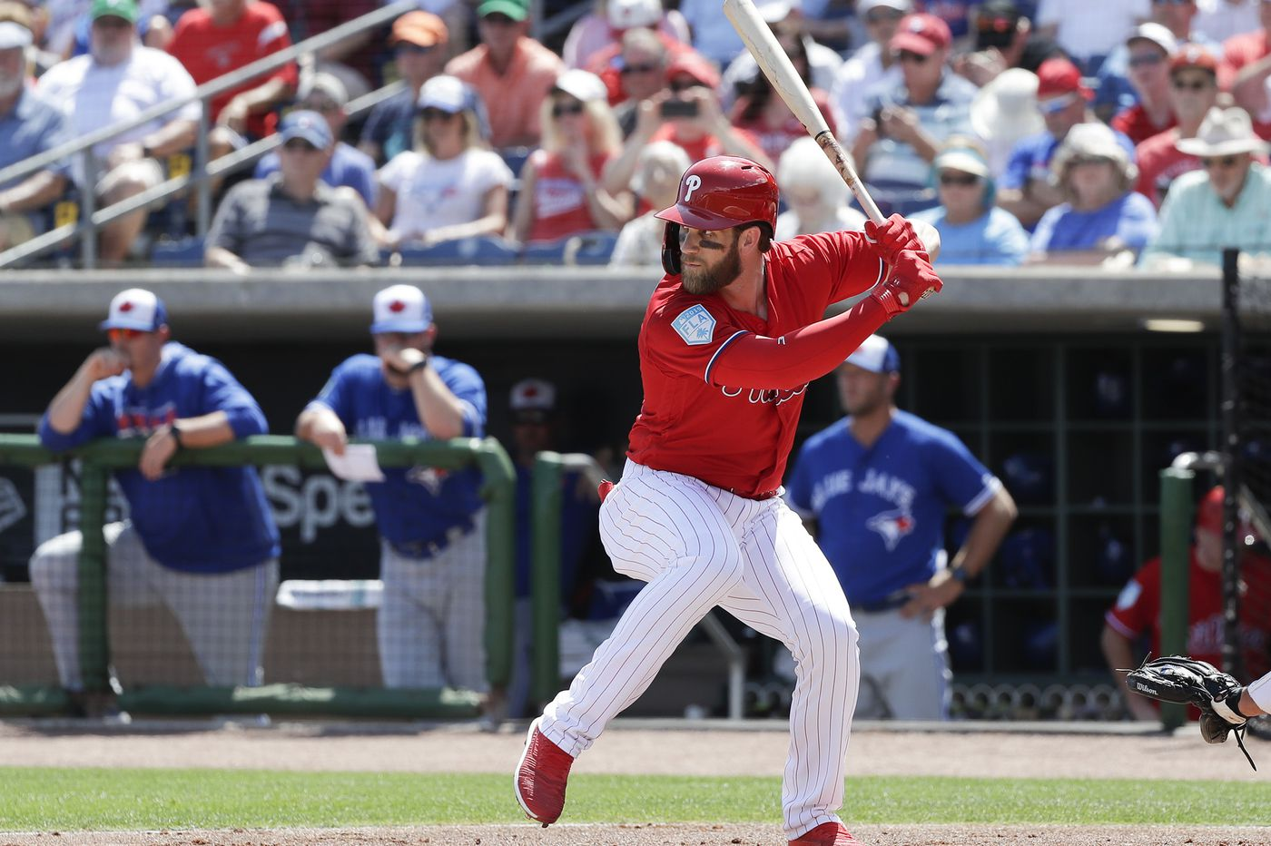 Phillies opening day: Can you guess how many home runs Bryce Harper will hit?