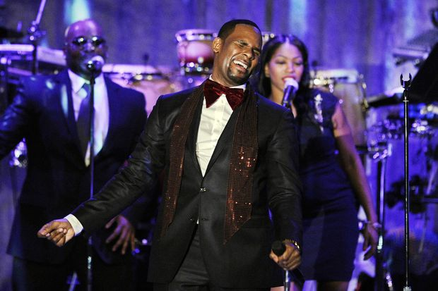 R. Kelly is not Philly's problem   Jenice Armstrong