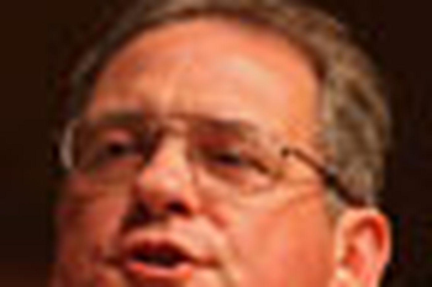 Clout: Stall scrawl riles Butkovitz