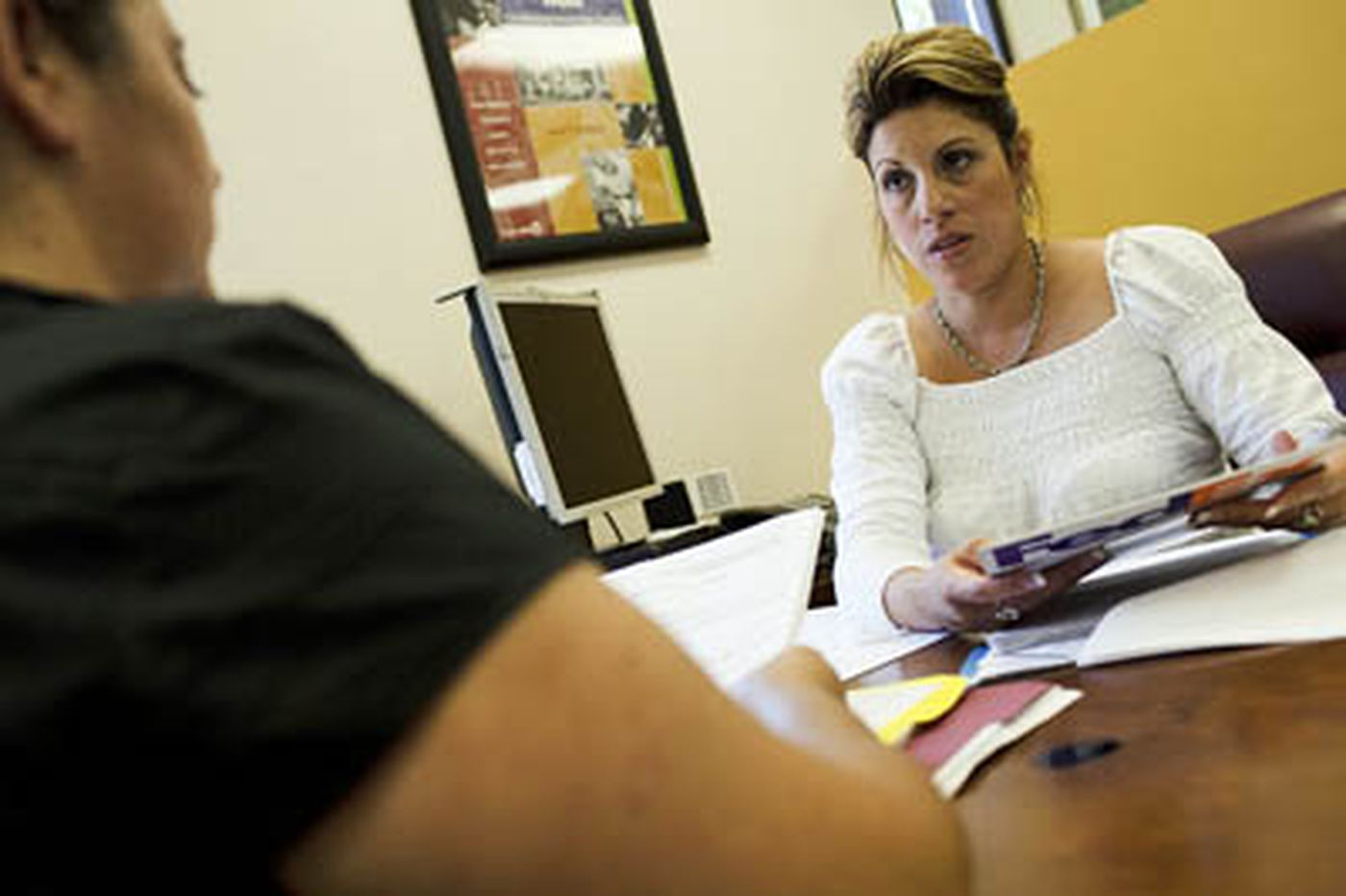 Foreclosure crisis hits home for counselors, too