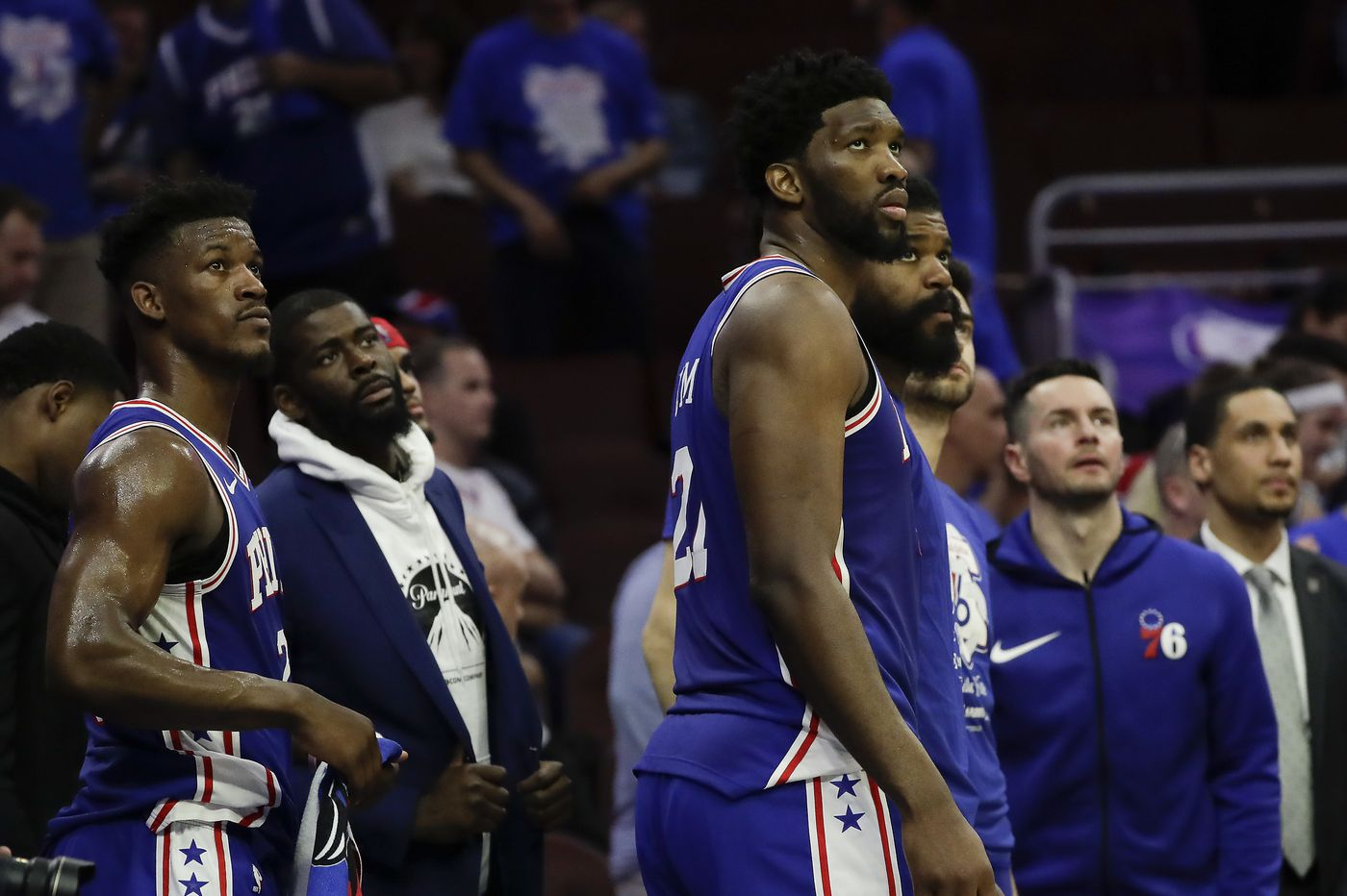 Sixers podcast: Saturday was a bad look for Philly's team