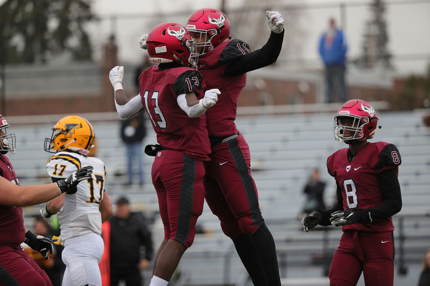 St. Joe's Prep looking to take home Class 6A football title