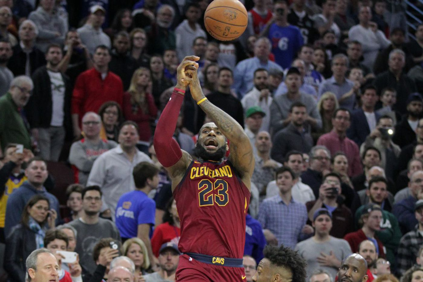 Sixers biggest prize: Postponing a playoff date with LeBron James, Cavaliers | David Murphy