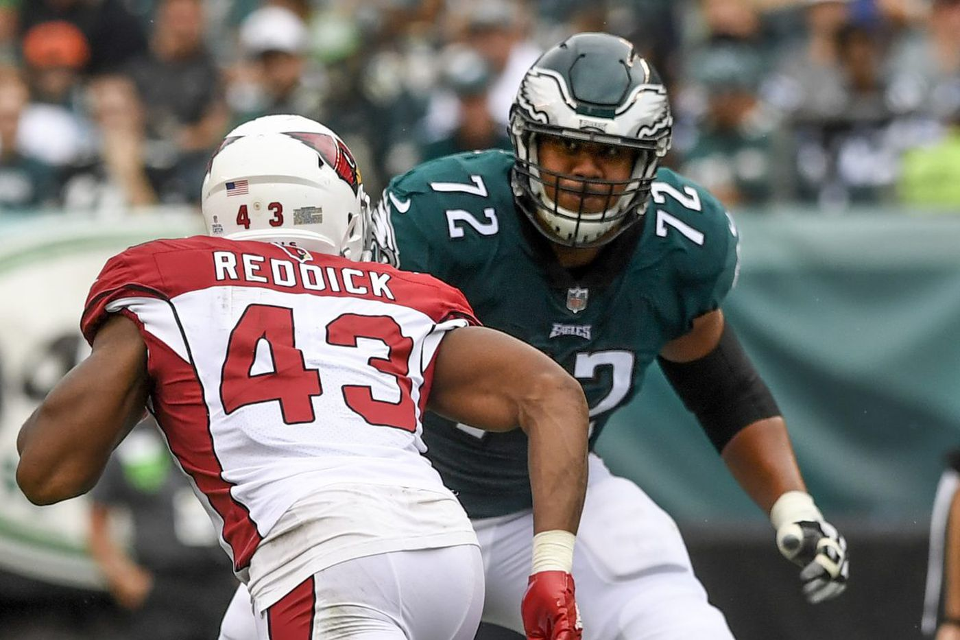 Spotlight on Eagles tackle Halapoulivaati Vaitai | Early Birds