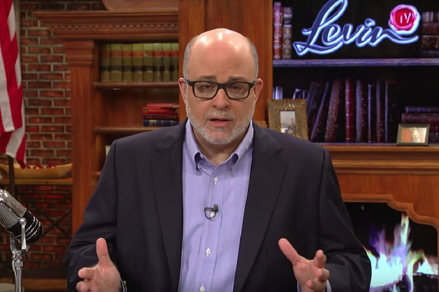 Conservative talker Mark Levin getting his own show on Fox News