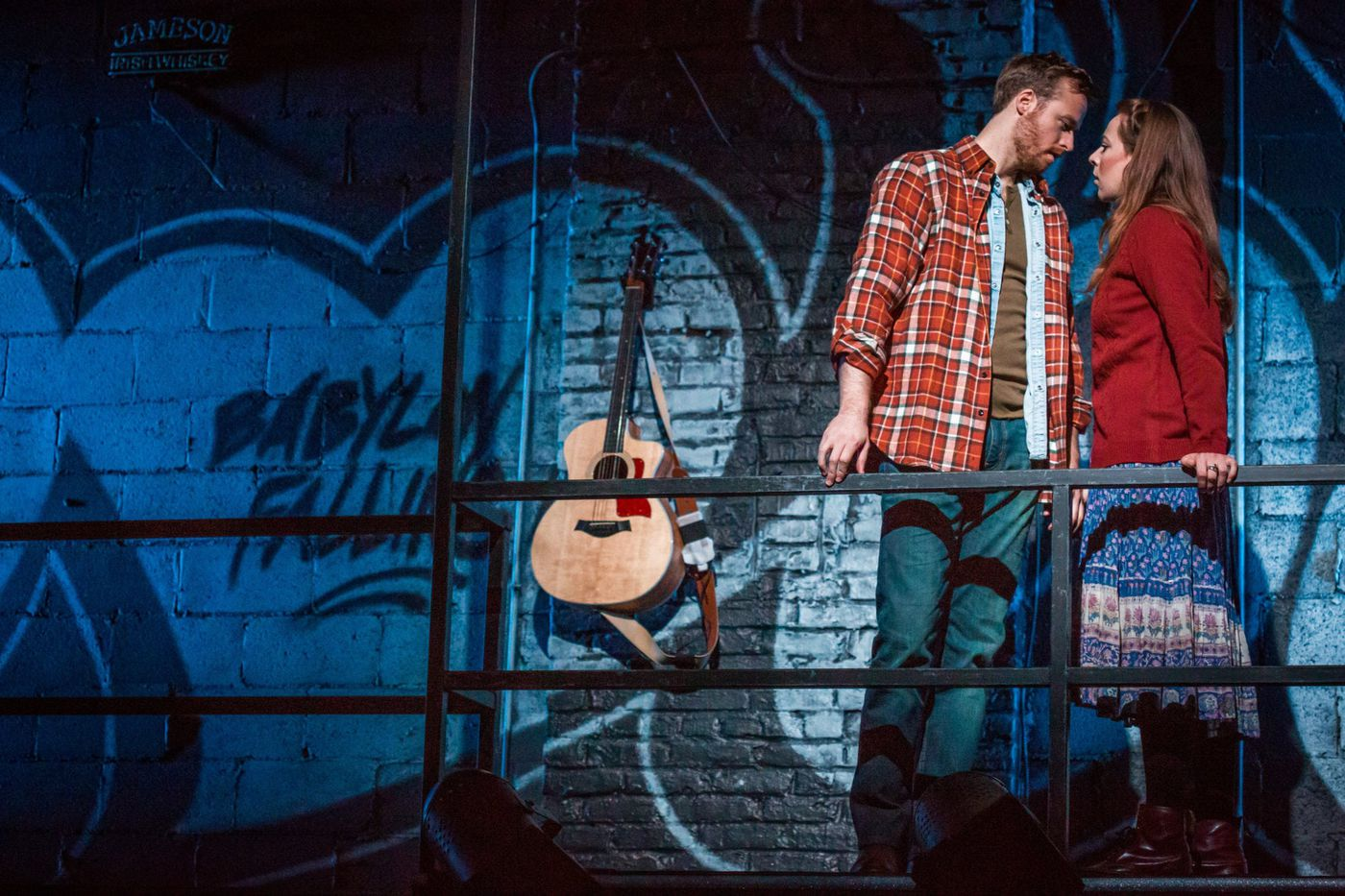 'Once' at the Arden: Lush, inventive, entrancing