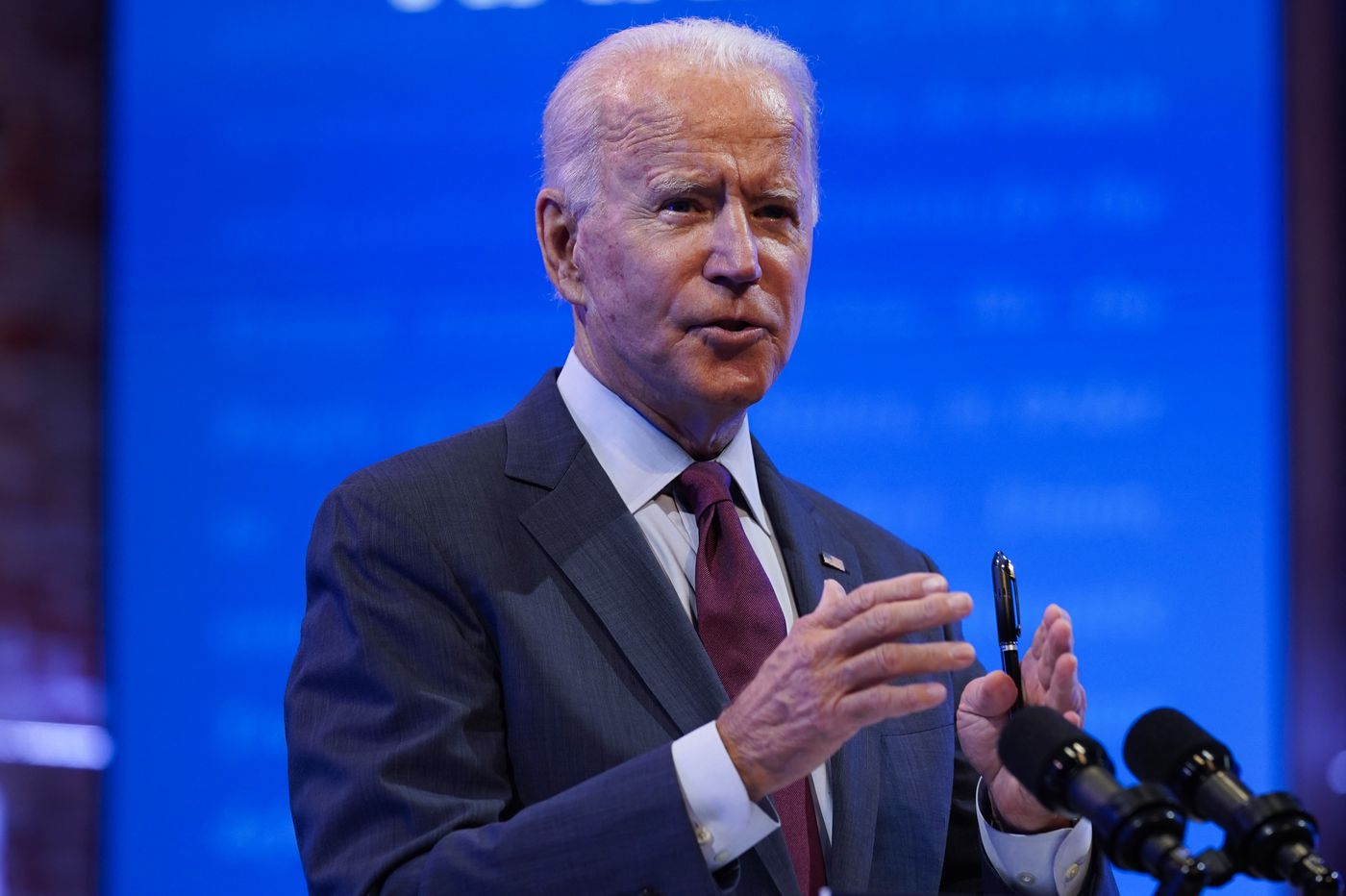 Biden to Dems: Focus on health care, not Supreme Court expansion