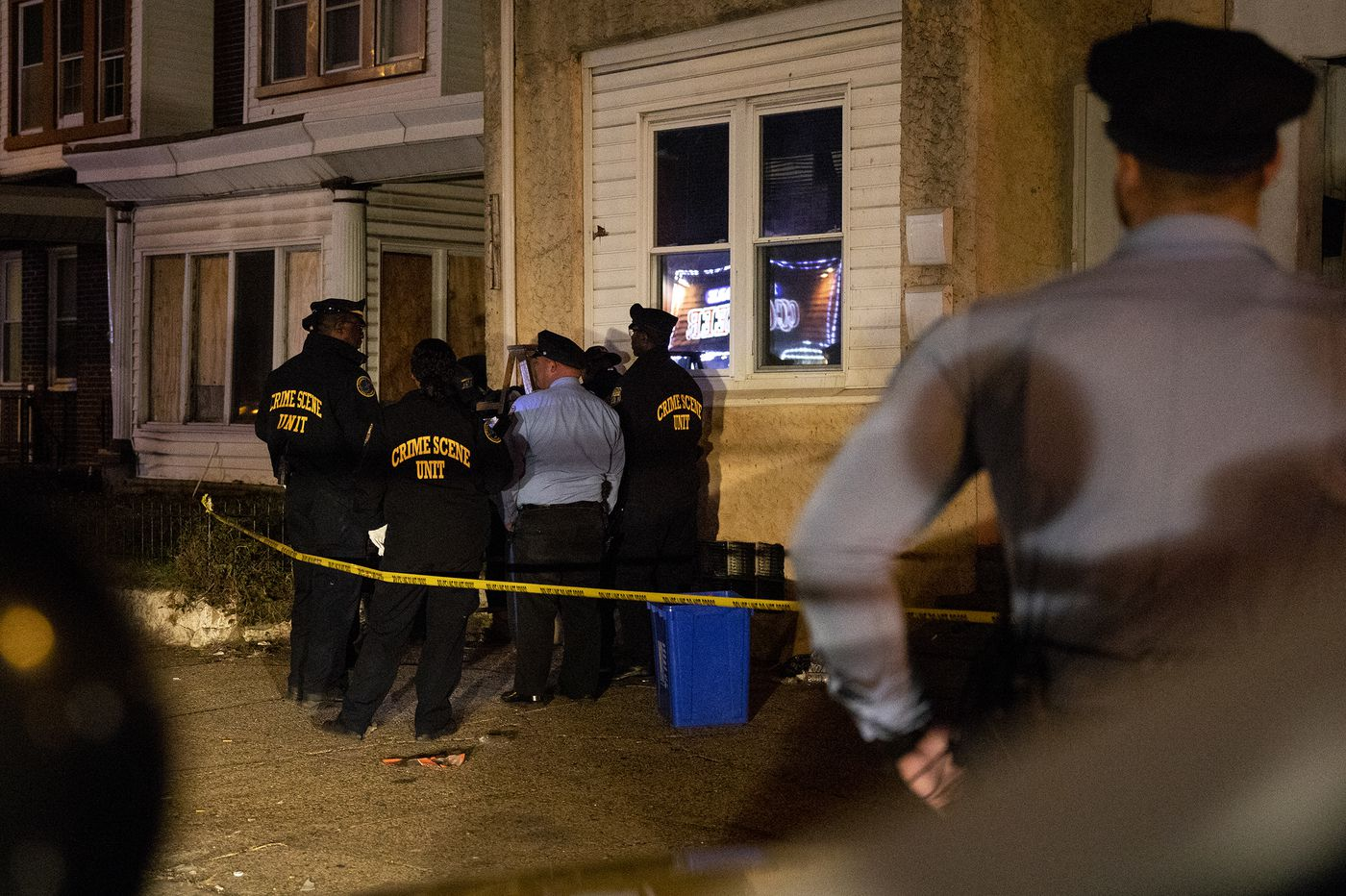 Uncle charged in Frankford shootout that left boy, 10, critically wounded