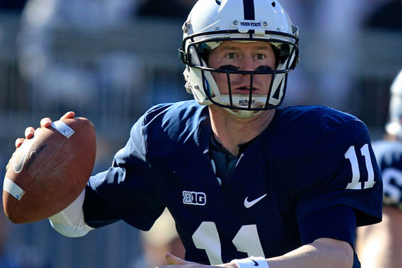Sports in Brief: Ex-Penn State QB McGloin signs with Raiders