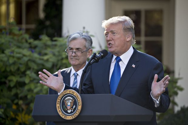 Federal Reserve expected to hike interest rates Wednesday, a move Trump calls 'foolish' and 'incredible'
