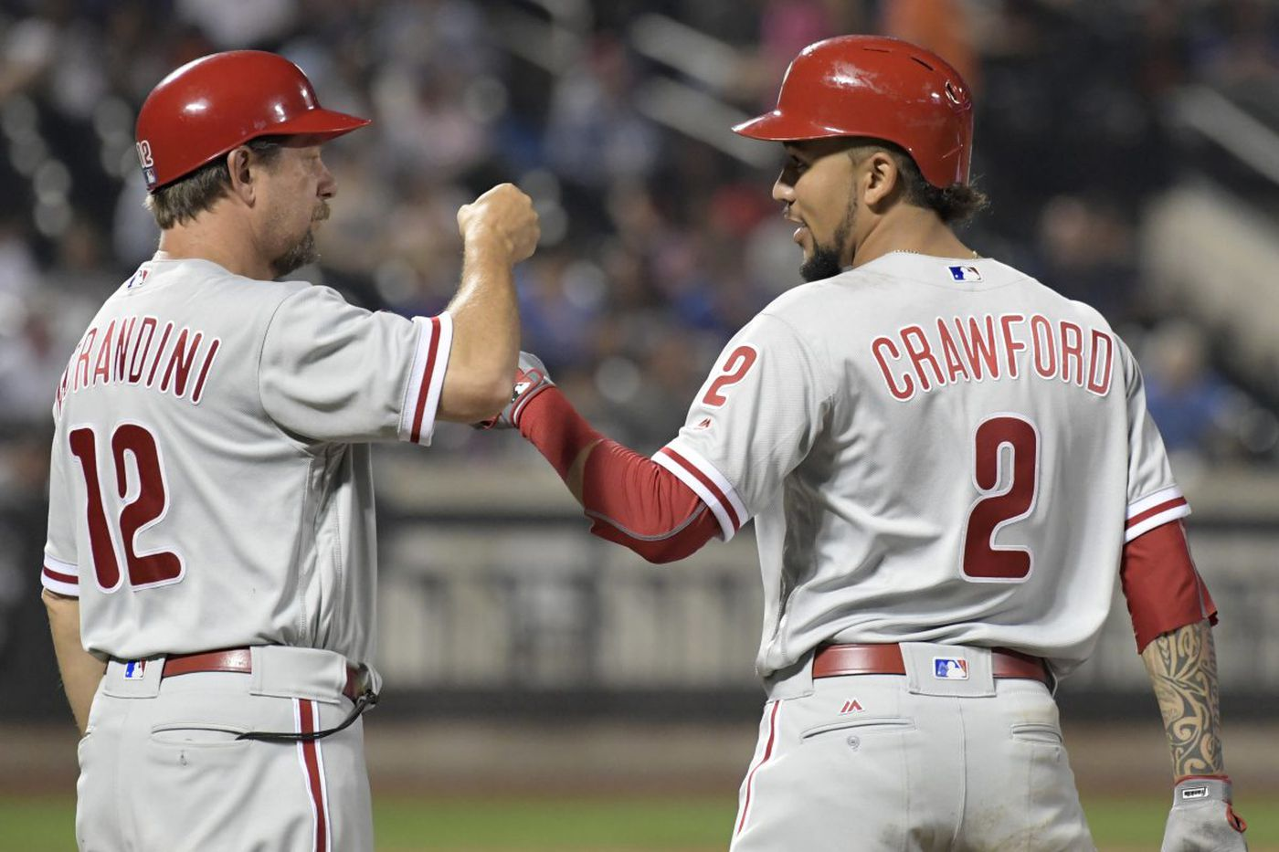 Next for the Phillies: A new coaching staff