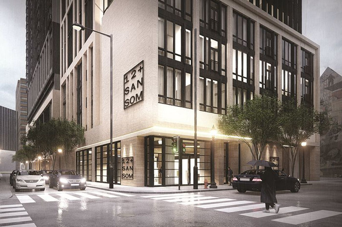 Philly tower to be first project for Mass.-based senior-living developer's new urban-minded division