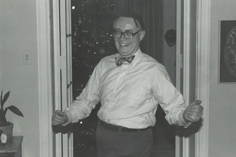 Tom P. Monteverde was a prominent Philadelphia leader and lawyer – and someone who loved life, including dancing.