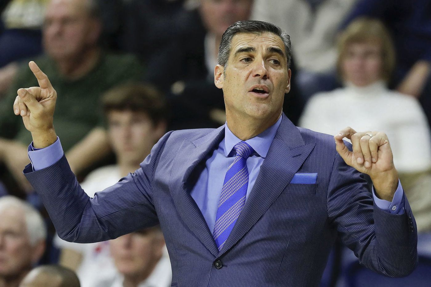 Angelo Brizzi, blue-chip guard from Virginia, commits to Villanova