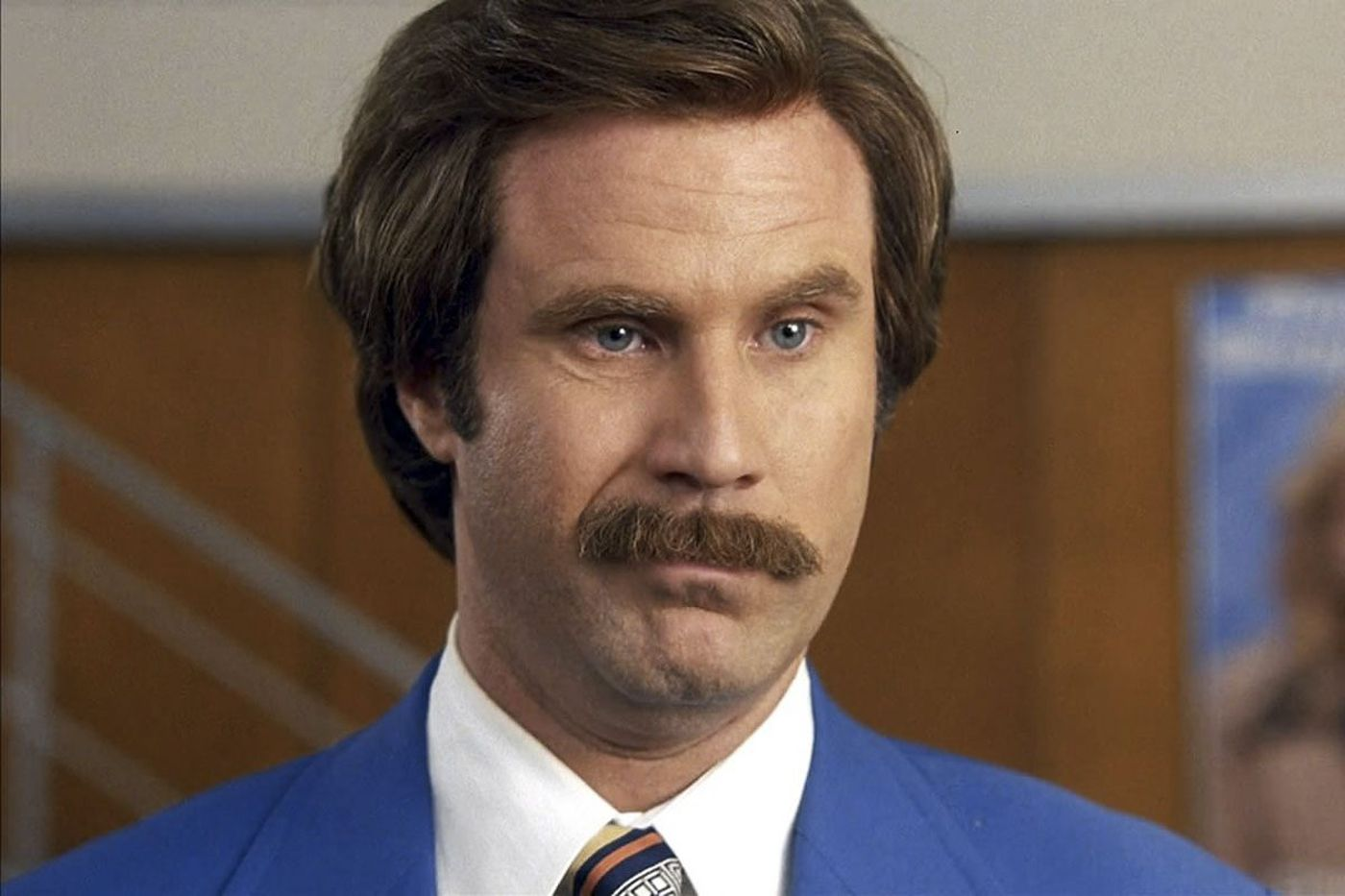 Original 'Anchorman' plot had Ron Burgundy and co. crash on flight to Philly