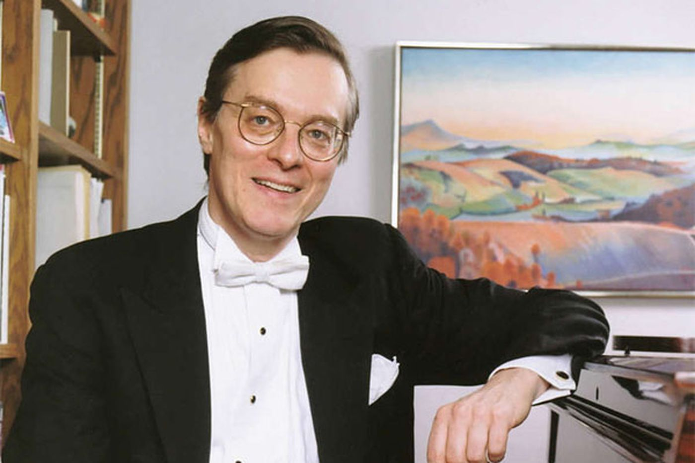 Peter Serkin, 72, famed pianist who studied at Curtis Institute of Music, dies