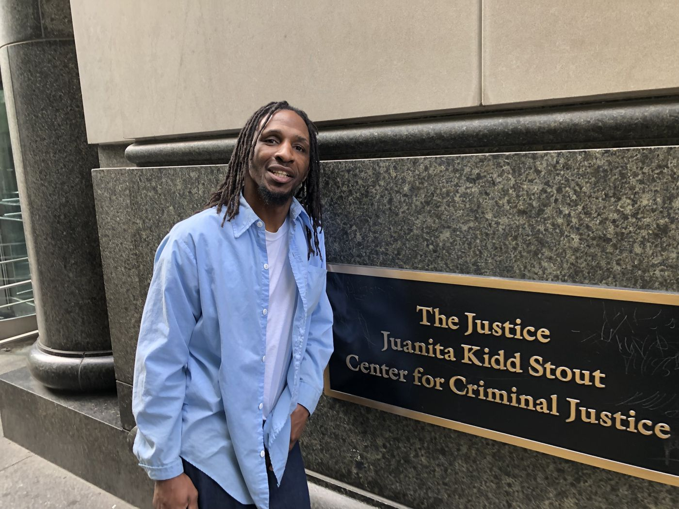 After 13 years in prison and four trials, inmate who defended