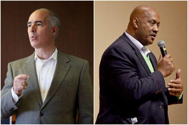 Gun violence victims still feel forgotten. Sen. Bob Casey and Rep. Dwight Evans hope to change that.