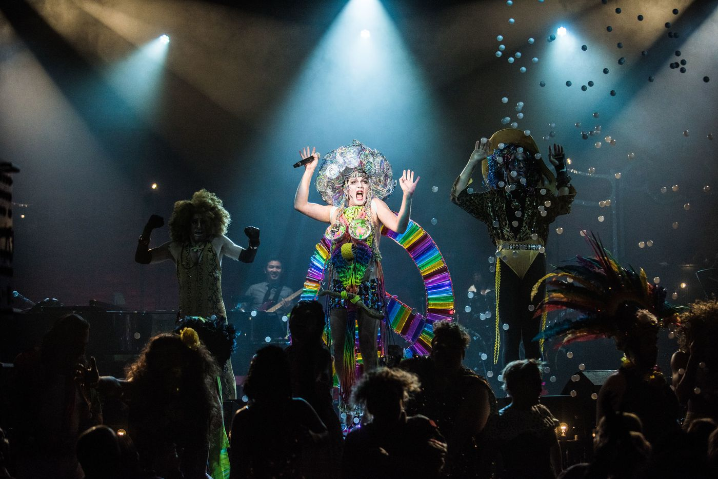At the Merriam, a drag queen has a 24-hour show of history via pop songs: Here's what to expect