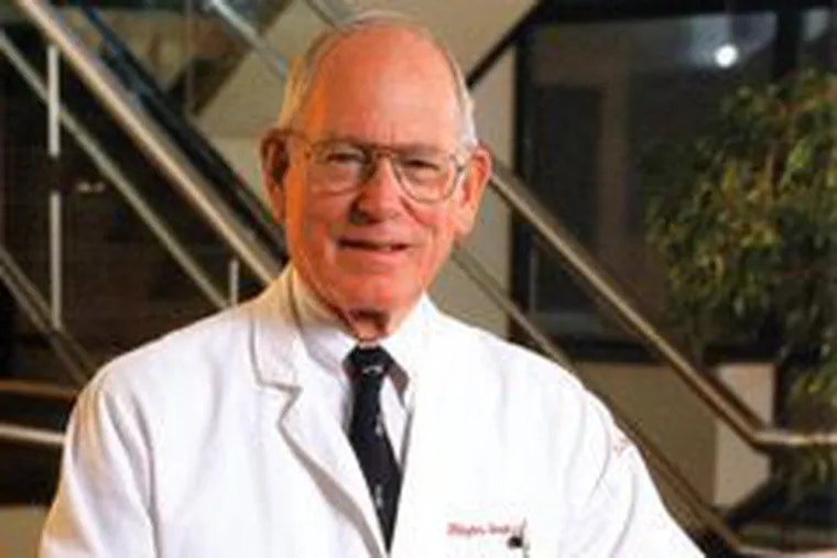 Kaighn Smith, a former chair of obstetrics and gynecology at Lankenau Hospital, died September 18 at his home in Maine.