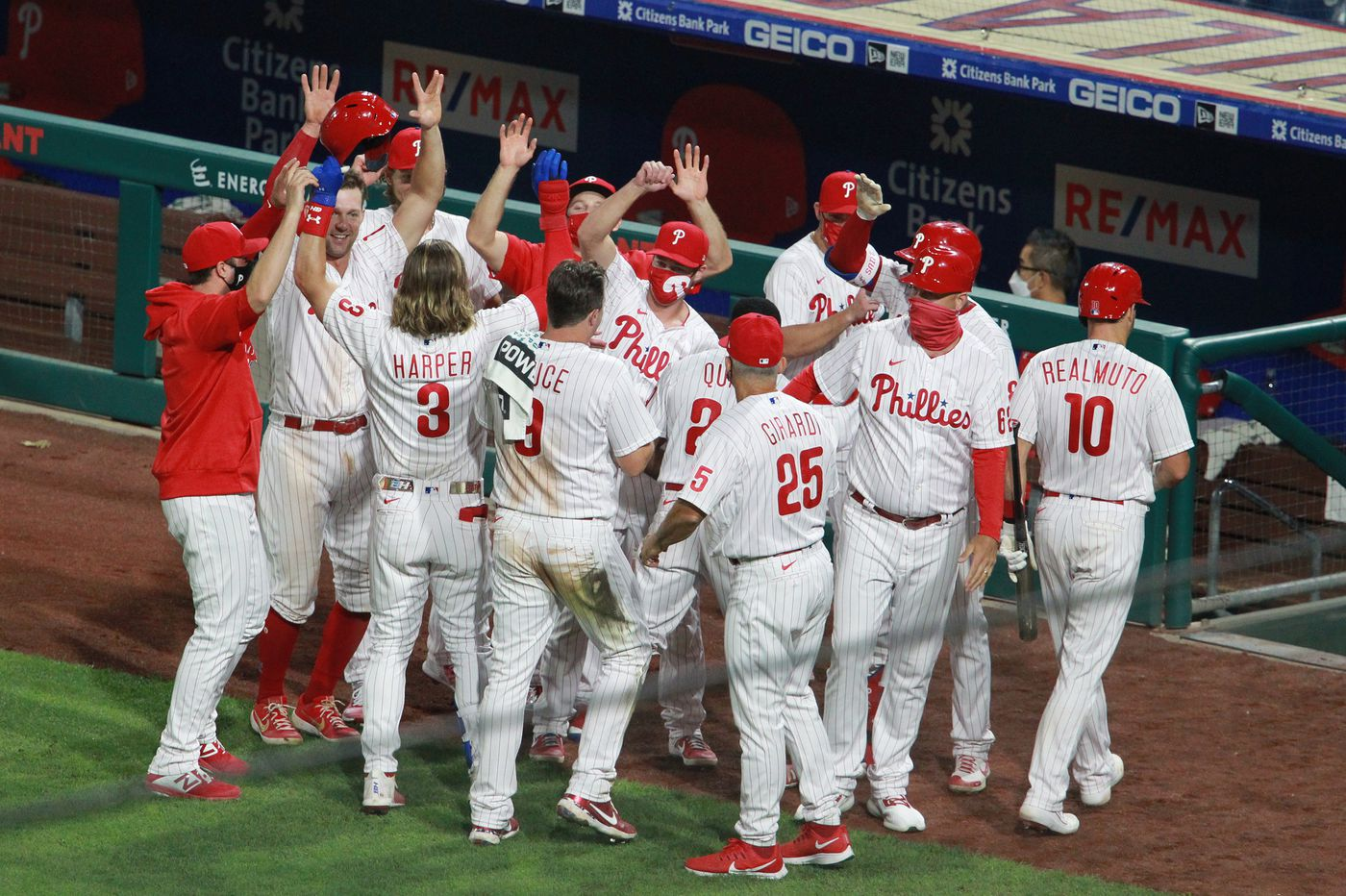 Phillies playoff chase: A guide to the final weekend