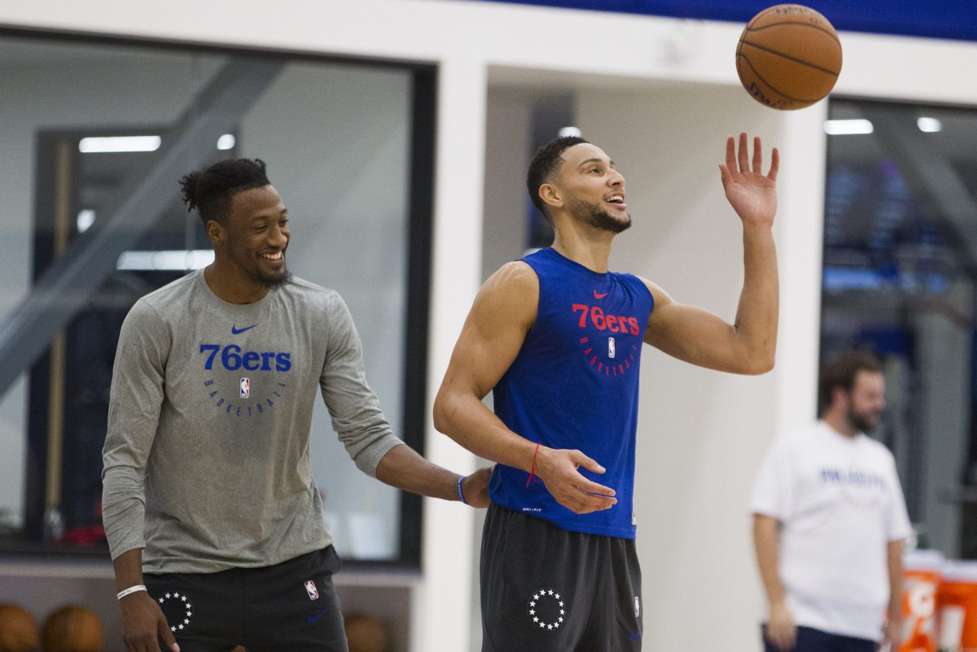 Ben Simmons' roadmap to improving on his historic rookie season with Sixers