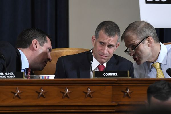 Philly-area native Steve Castor emerges as key player in impeachment hearings