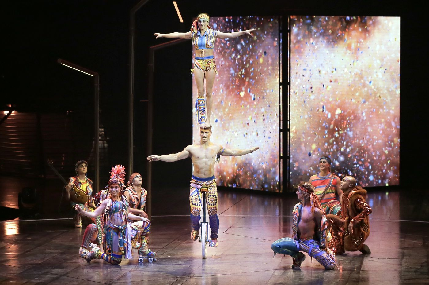 Cirque du Soleil brings economic stimulus and cultural cachet to Montgomery County