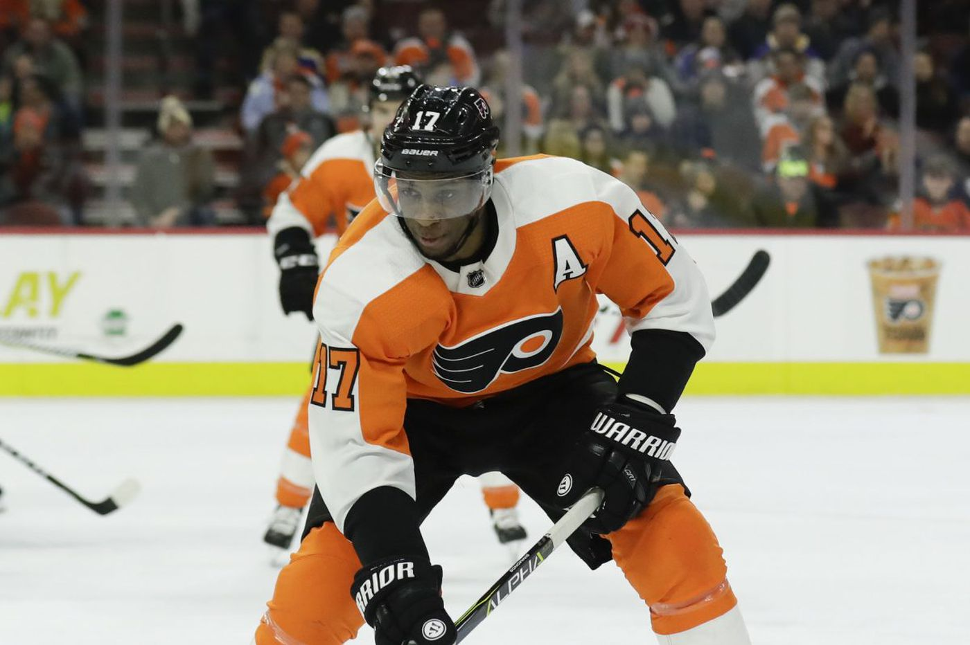 Flyers-Rangers preview: Two teams going in different directions
