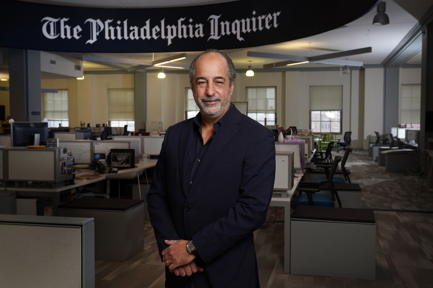 Editor Gabriel Escobar promoted to Philadelphia Inquirer's top newsroom job