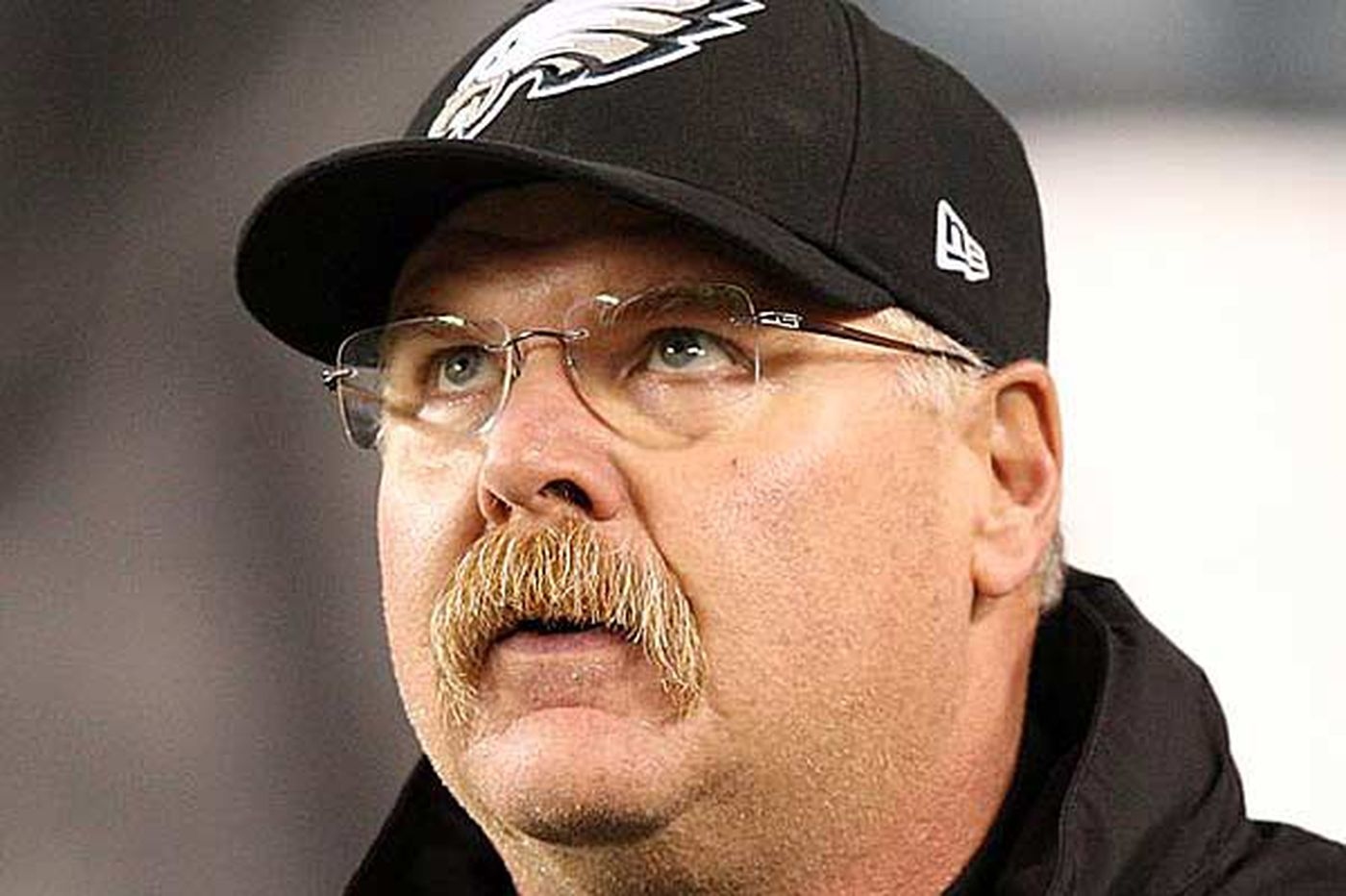 Sincerely, Andy Reid won't be back