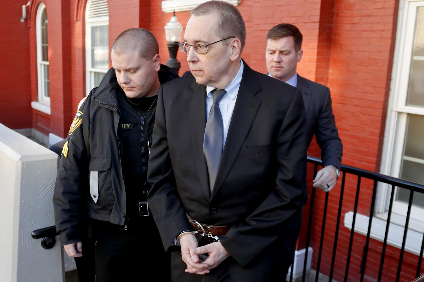 Priest who abused boys, made 1 confess, sentenced to prison