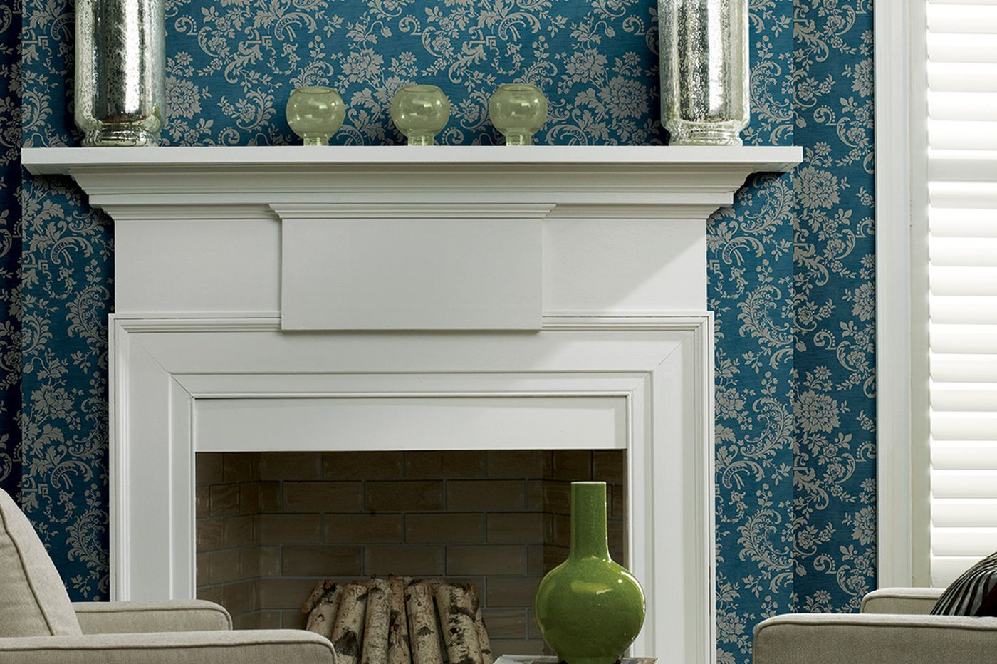 Ask Jennifer Adams: One wall or all? Is wallpaper right for your home decor?