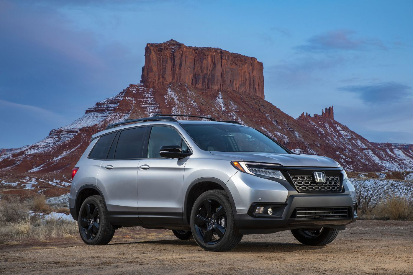 2019 Honda Passport aims for a bit of ruggedness