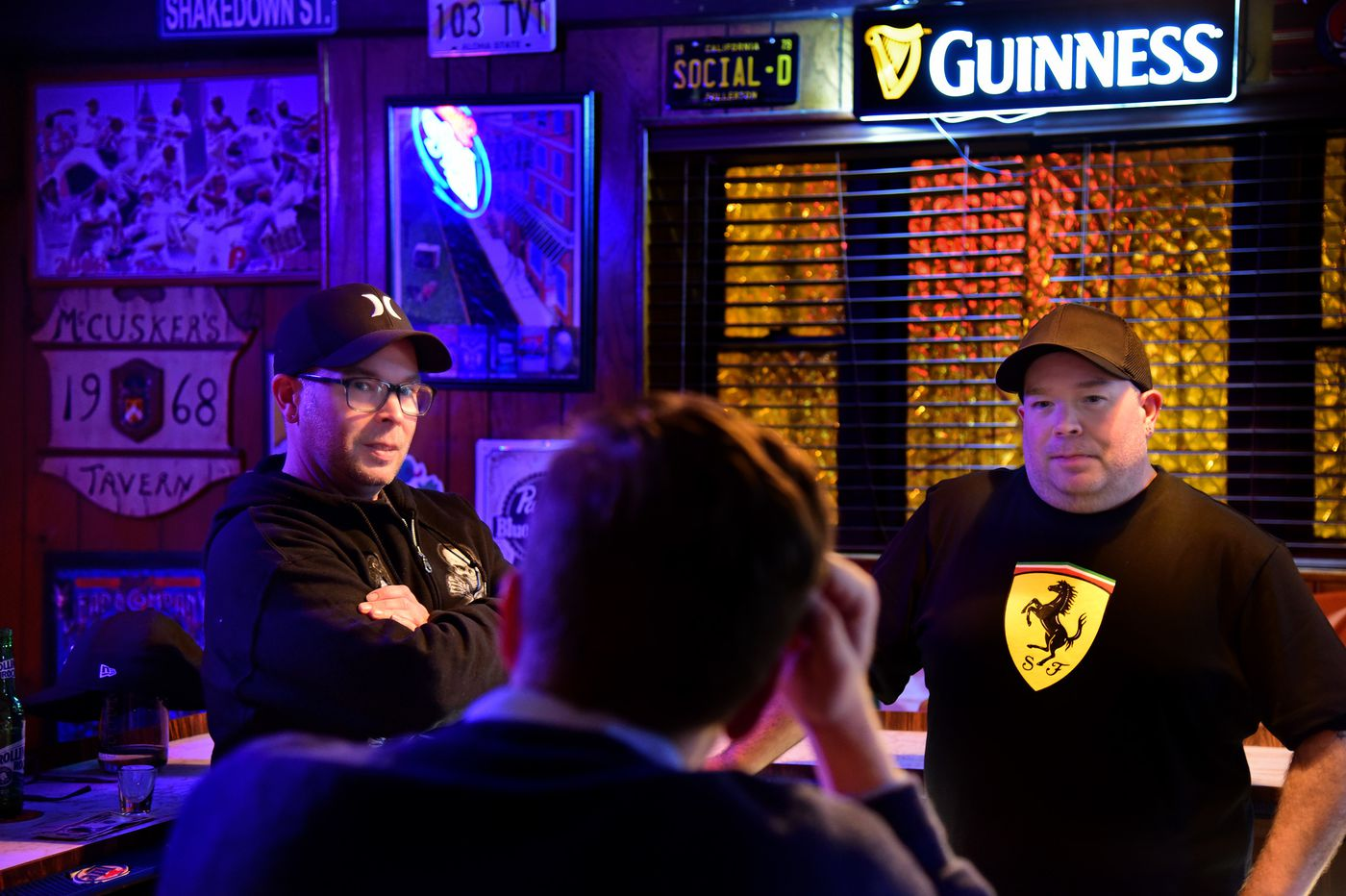 Why the owners of McCusker's Tavern say it's not a South Philly bar. (It is.)