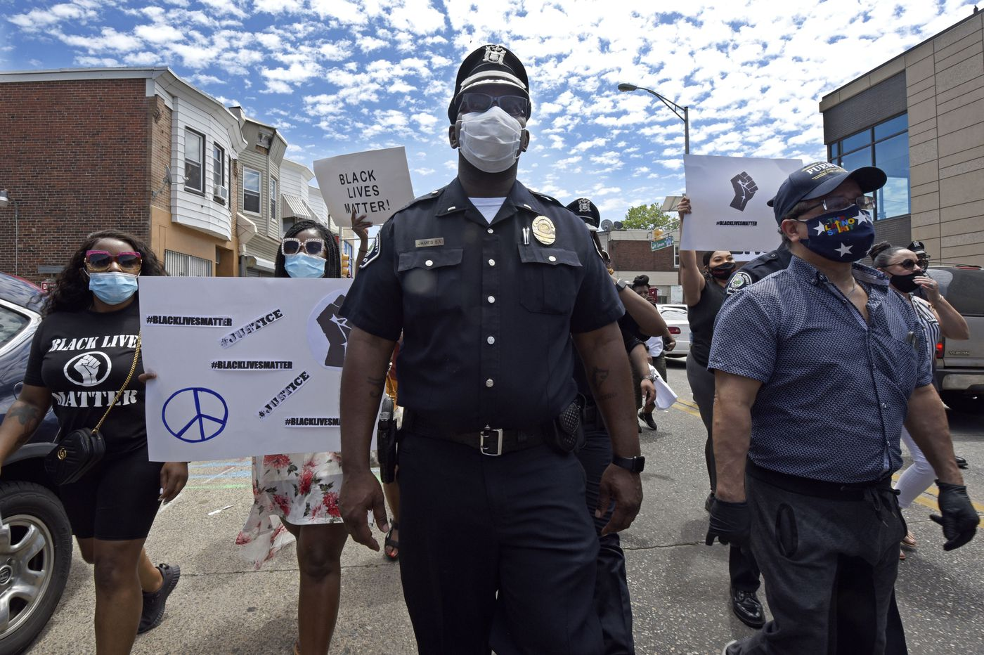 Is Camden a good model for the future of policing?   Pro/Con