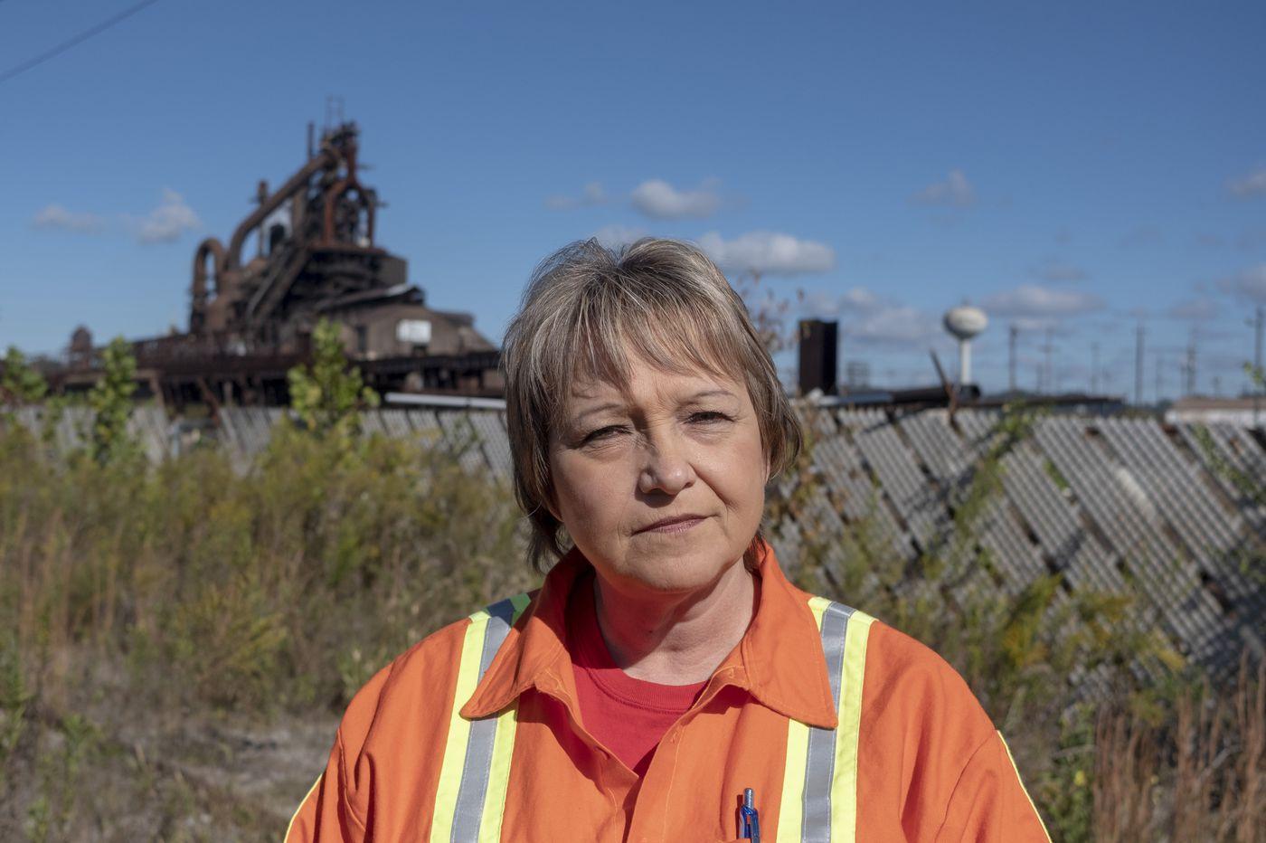 As a Kentucky steel mill shutters, tariffs come into question